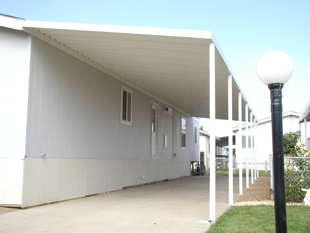 Carports Amp Deck Awnings Abesco Distributing Co Inc The
