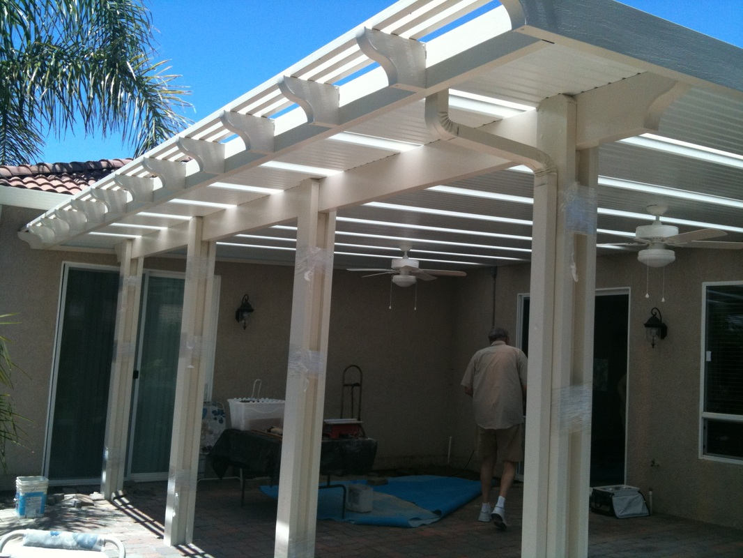 Weather Wood Solid Awnings Abesco Distributing Co Inc